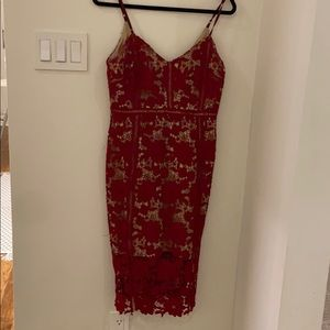 ASOS premium collection dresss